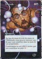 Altered card - Daze by JohannesVIII