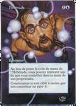 Altered card - Daze