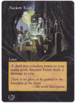 Altered card - Ancient Tomb