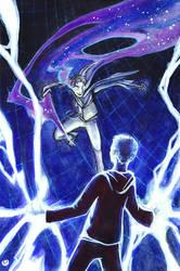 The Master vs Zagreus (1/2) by JohannesVIII