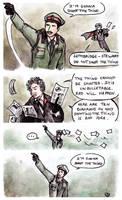 The Third Doctor's era in a nutshell by JohannesVIII