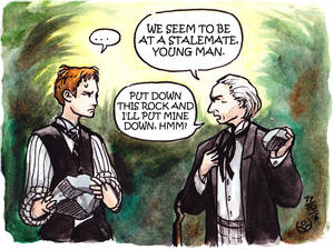 Turlough meets One