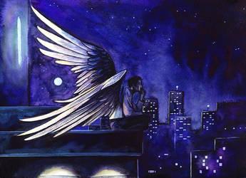 Lucifer by JohannesVIII