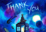 Thank you Capaldi