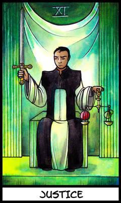 Tarot card - Narvin