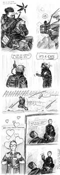Death Stranding doodles - 3
