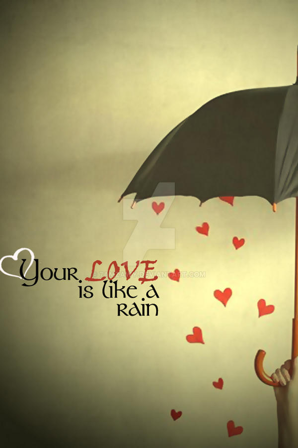 Love and rain by 7amzawy on deviantart love and rain by 7amzawy thecheapjerseys Gallery