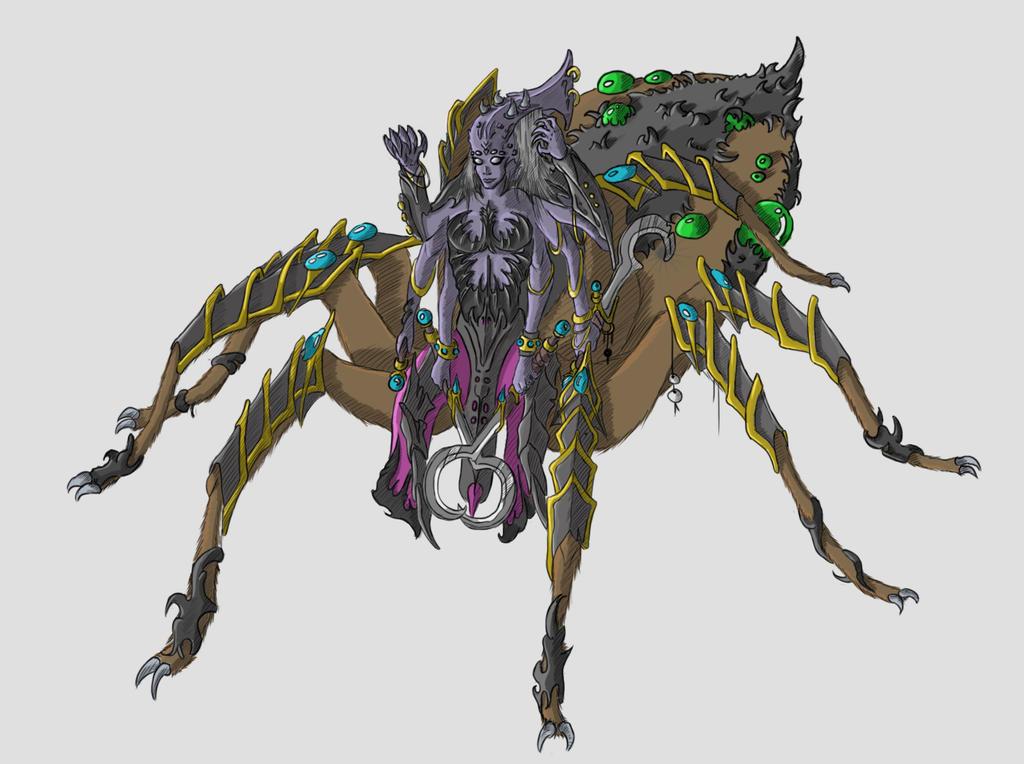 Arachne by DomXotic