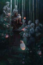 Medusa by CaffeTylo