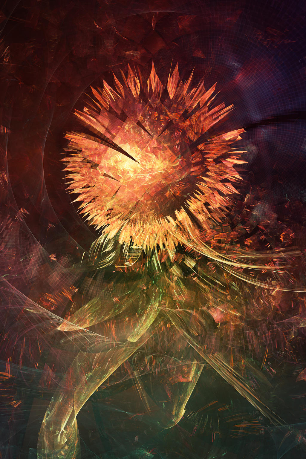 Sunflower by Naviretlav