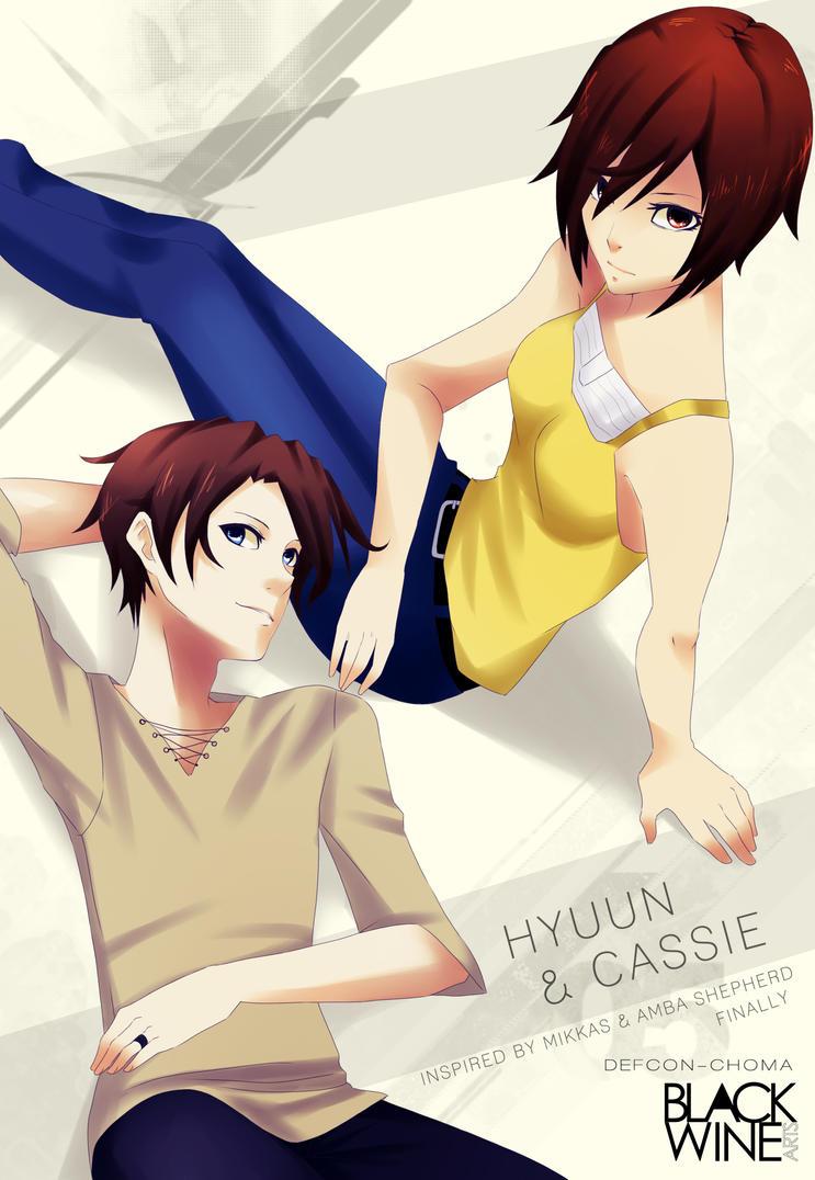 Cassie Hyuun by TRANCE--fusion