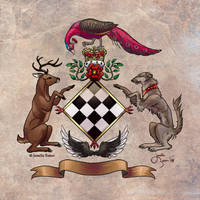 The Royal Arms of MMSB