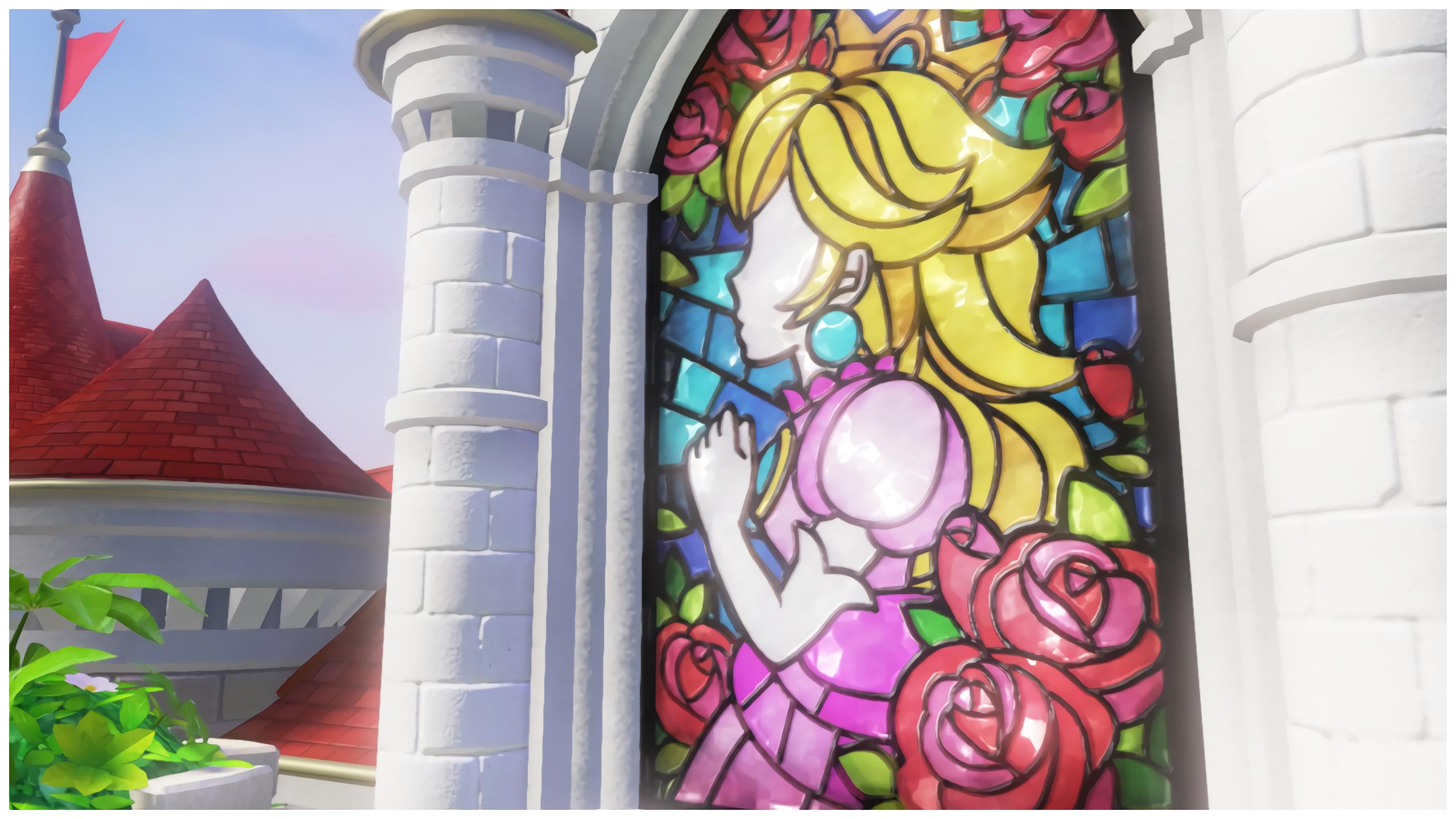 Peach S Castle Super Mario Odyssey By Supabloopa On Deviantart