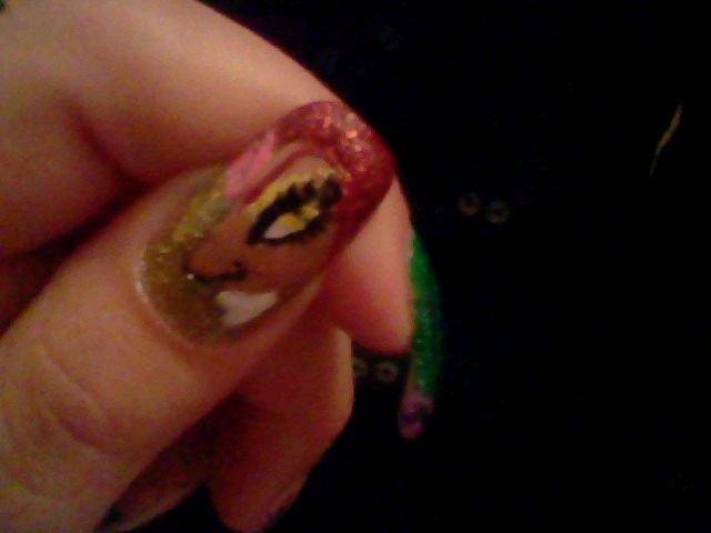 nabooru nail by amanda04