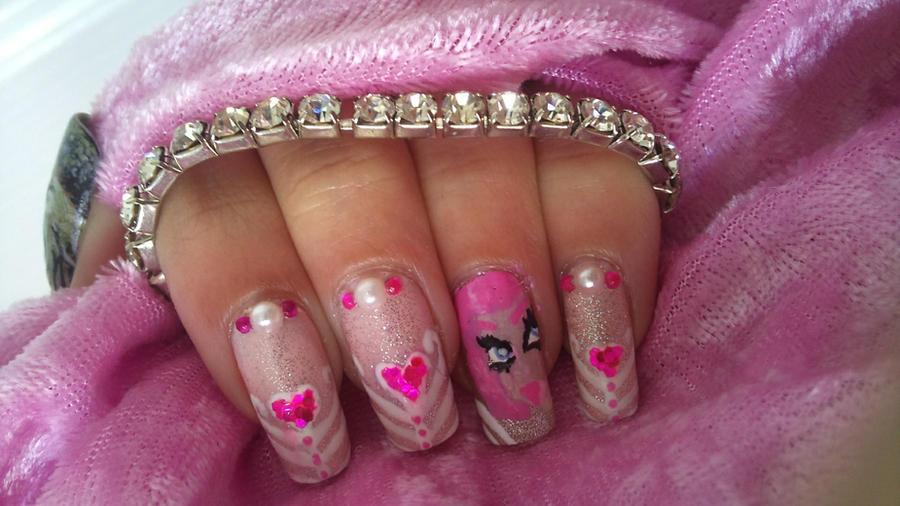 Monster high ca cupid nail art by amanda04 on deviantart monster high ca cupid nail art by amanda04 prinsesfo Choice Image