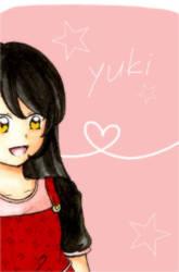 3rd Yuki by YukiChanMadness