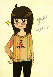 4th Yuki by YukiChanMadness