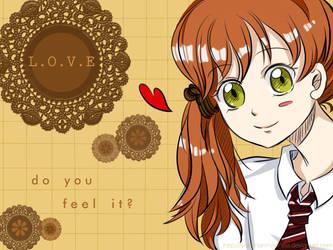 L.O.V.E by YukiChanMadness