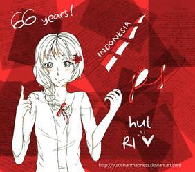 HUT RI 66 by YukiChanMadness