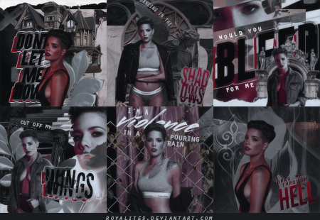 halsey icons by Royalites