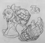 Mega Man 30th