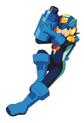 MegaMan.EXE Buster Action