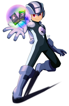 MegaMan DS for Collab