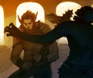 Zombie Basher by Jayto