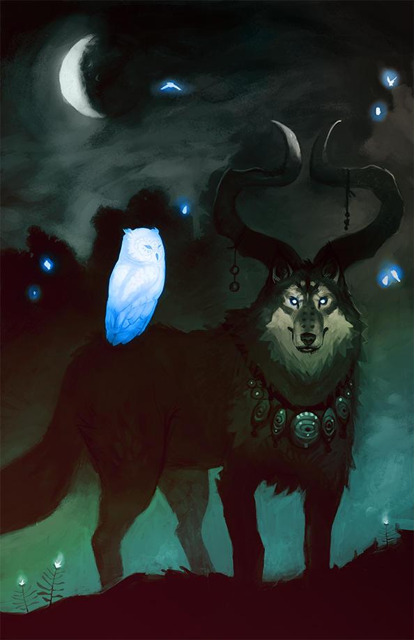 The Buck Wolf