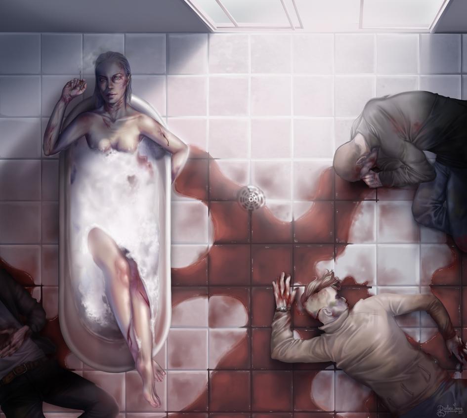 Bloodbath by AmigoGirl