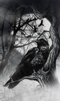 Ravens by dcbats2000