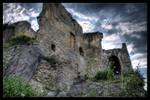 Castle Ruin Duernstein 1