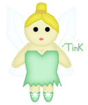 Tinkerbell Bubble Doll by xxbrighidxx
