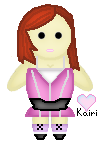 Kairi Bubble Doll by xxbrighidxx