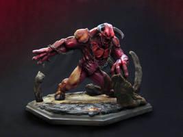 Doom - Baron of Hell by theradish01
