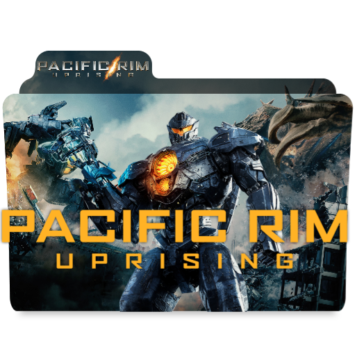 Pacific Rim Uprising 2018 Folder Icon By Bsharazen On Deviantart