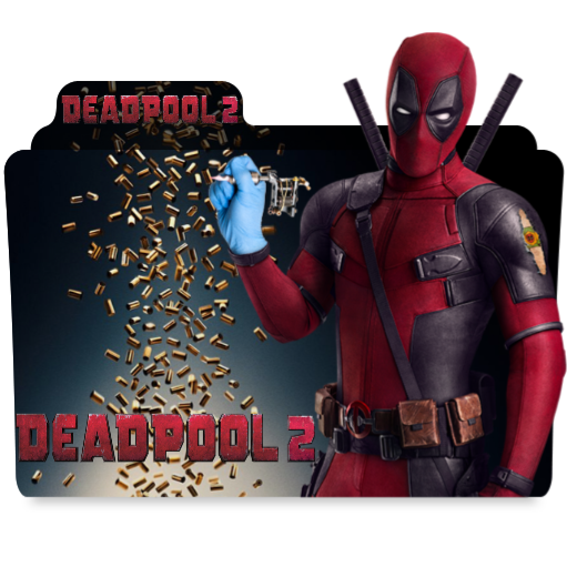 Deadpool 2 2018 Folder Icon By Bsharazen On Deviantart