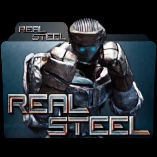 Real Steel 2011 Folder Icon 2 By Bsharazen On Deviantart