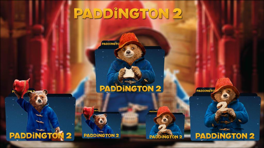 Paddington 2 2017 Folder Icon Pack By Bsharazen On Deviantart