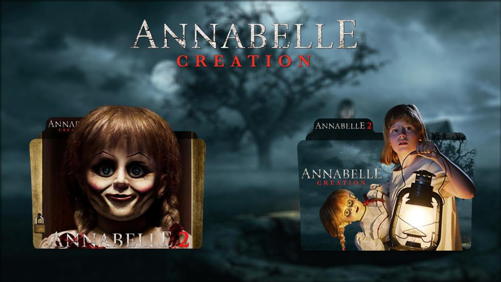 Annabelle Creation 2017 Folder Icon Pack By Bsharazen On Deviantart