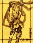 Haruno Sakura: Fighter
