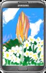 Tulip and Daises