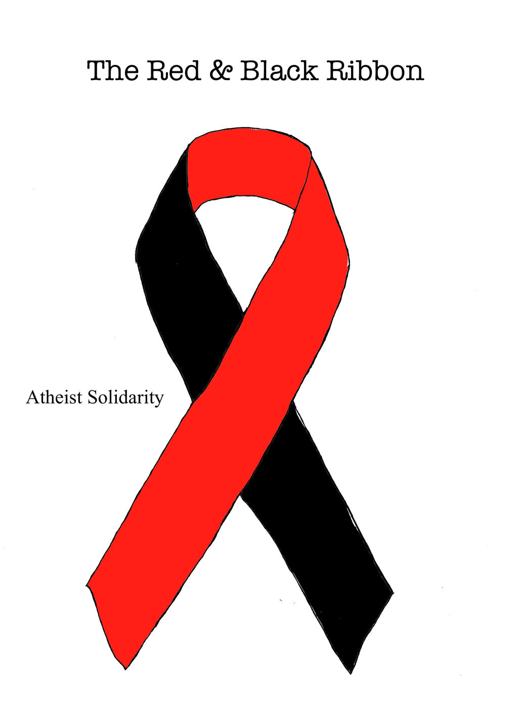 The Red And Black Ribbon By Ryu Ren On Deviantart