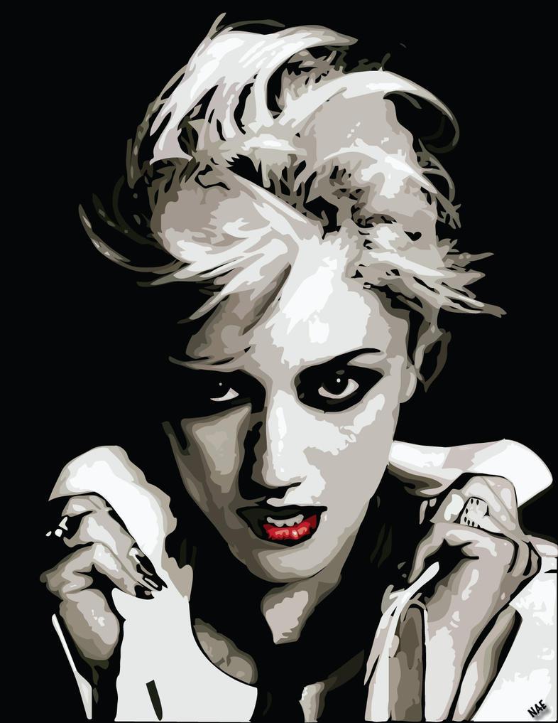 Gwen Stefani by nenglehardt