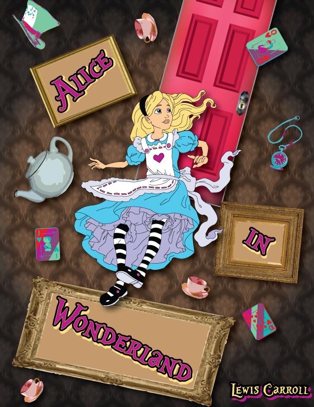Alice In Wonderland by nenglehardt