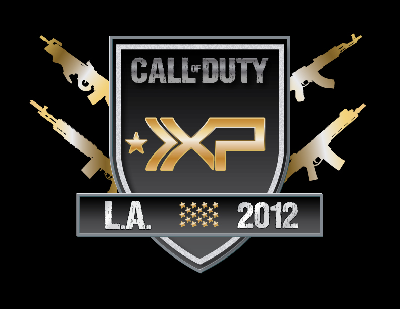 Call of Duty 1 Logo Call of Duty xp 2012 Logo