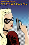 The Blonde Phantom!