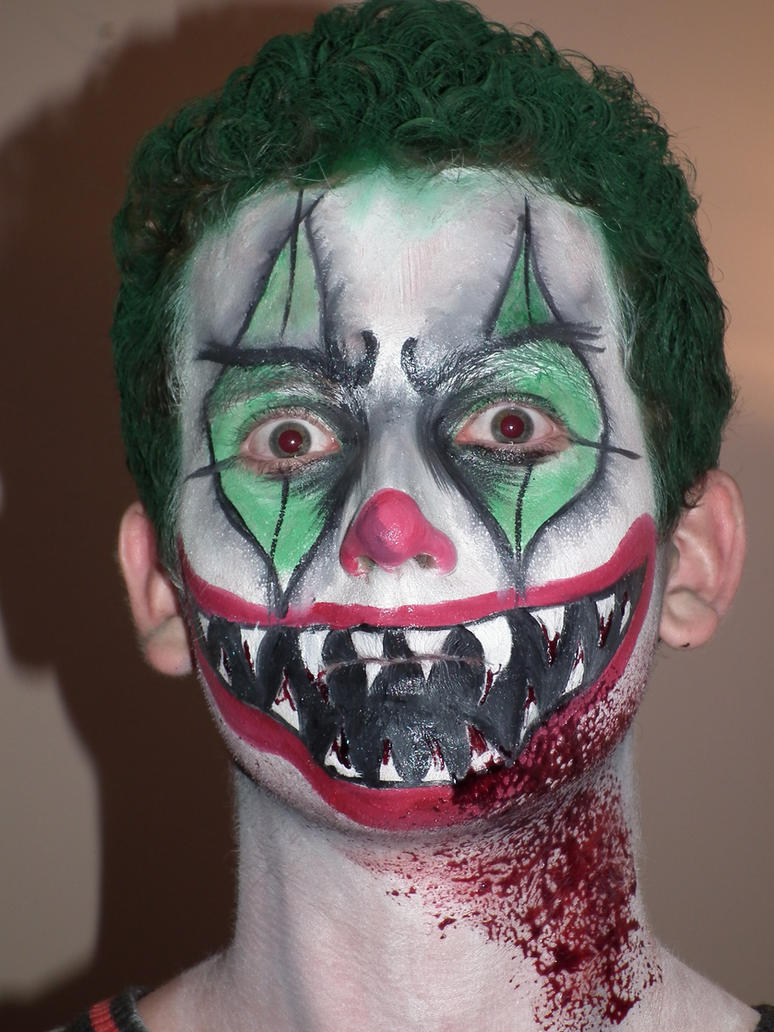 Evil Clown by MorbidIntensions on deviantART