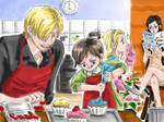 Daddy's Cooking Class