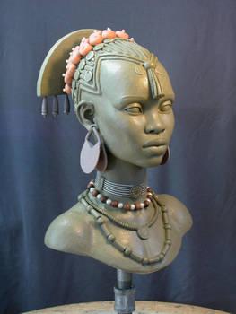 E.V. female bust 2